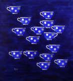 1076 (Blue. The Caps)