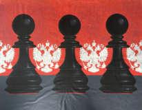 Le Rouge et le Noir (The Pawns)