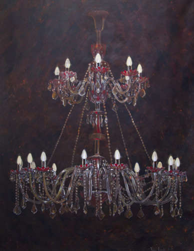 The Chandelier of justice (Brown)