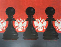 Le Rouge et le Noir (The Pawns)